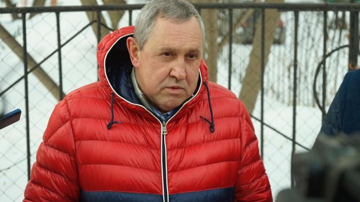 Следственный комитет потребовал арестовать депутата Госдумы из Челябинска Вадима Белоусова за взятку