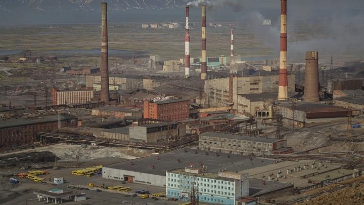 Закрыт старейший завод Норильска с выбросами серы в сотни тысяч тонн