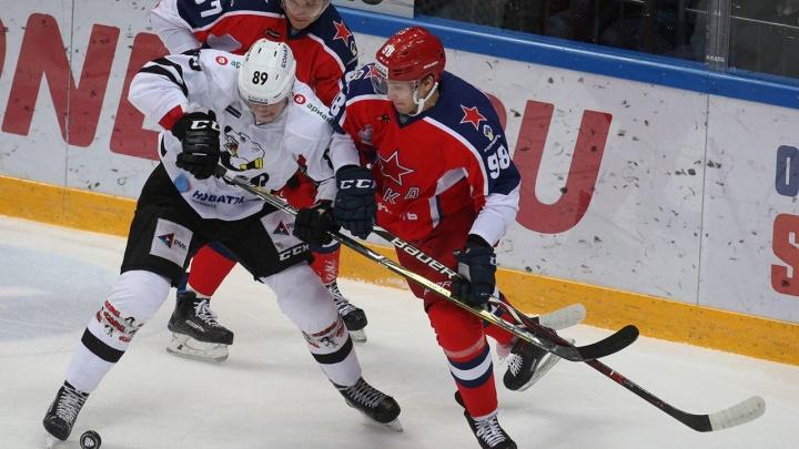 Челябинский «Трактор» вошёл в десятку клубов по уровню зарплат хоккеистов