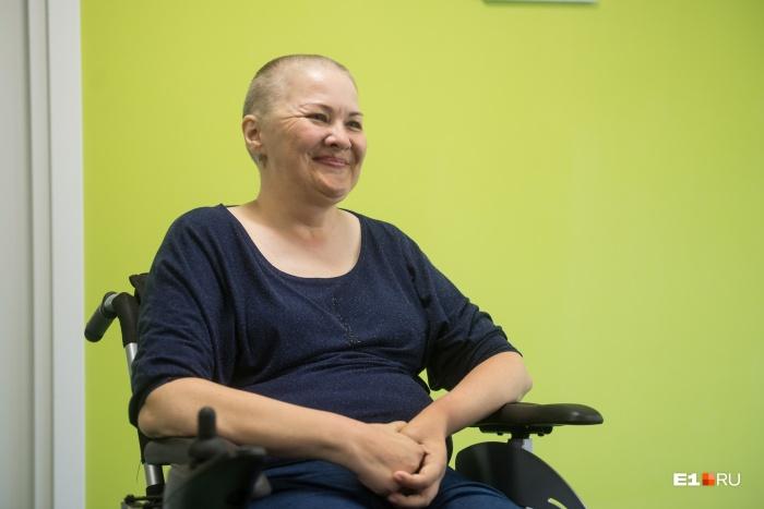 Маргарита Лаврухина получила травму два года назад