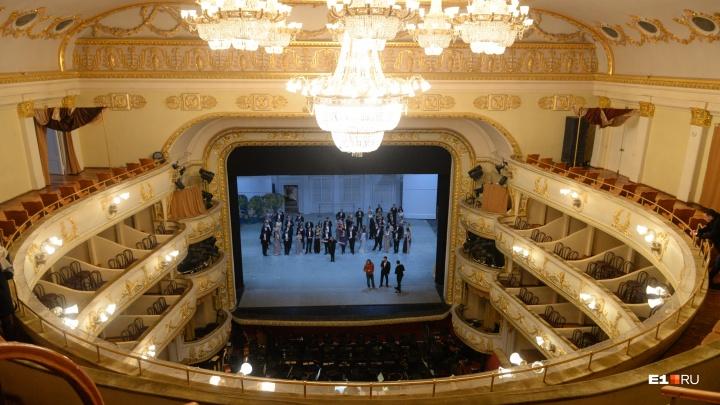 «Это рекорд»: Оперный театр получил 23 номинации на «Золотую маску»