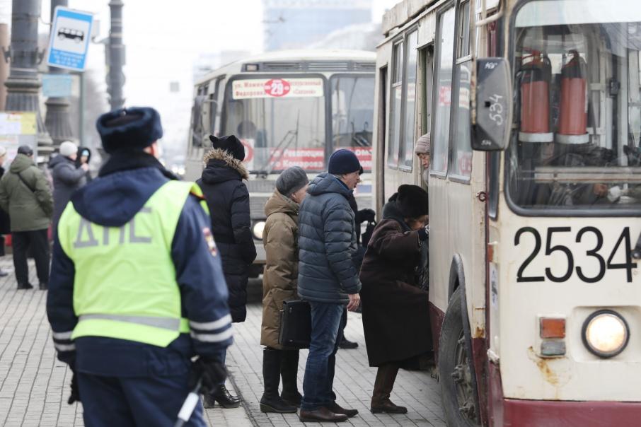 Первое время троллейбус будет ходить до ТЭЦ-3 только по выходным