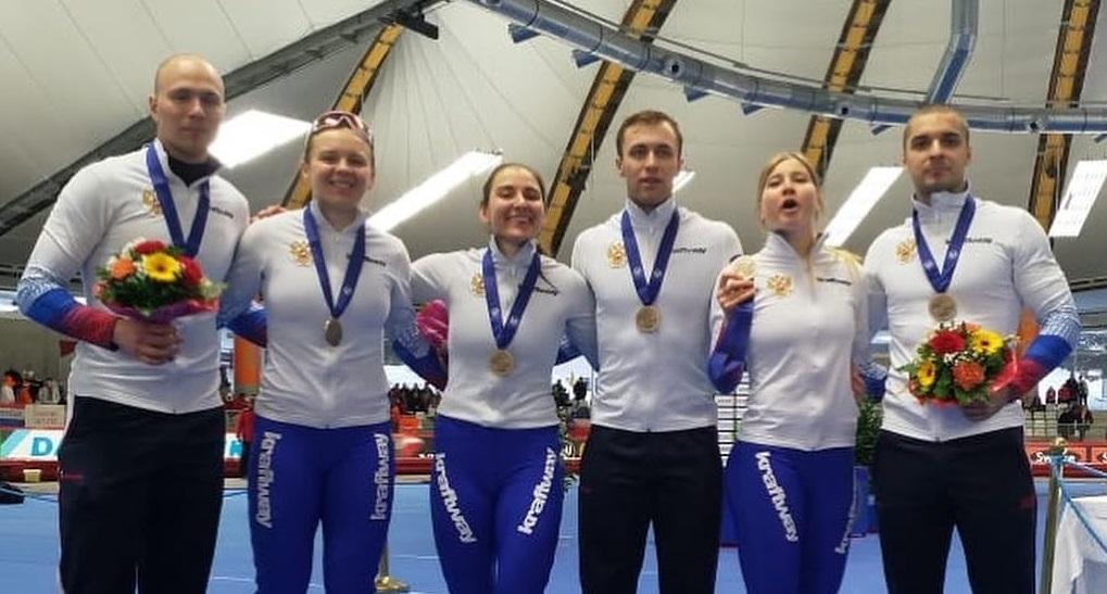 Нижегородские спортсмены пополнили свои копилки бронзами с чемпионата мира