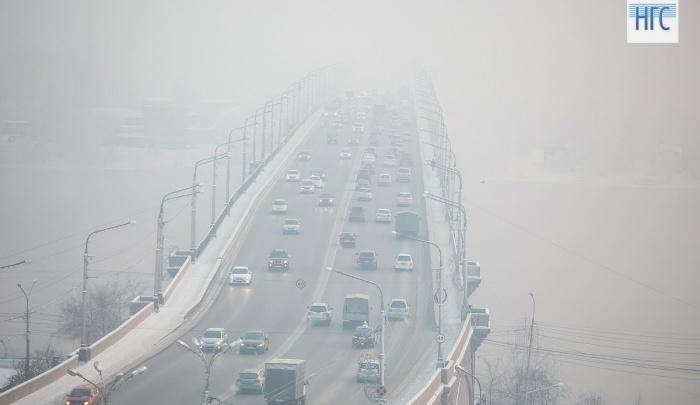 Красноярск оказался на последнем месте в экологическом рейтинге городов России