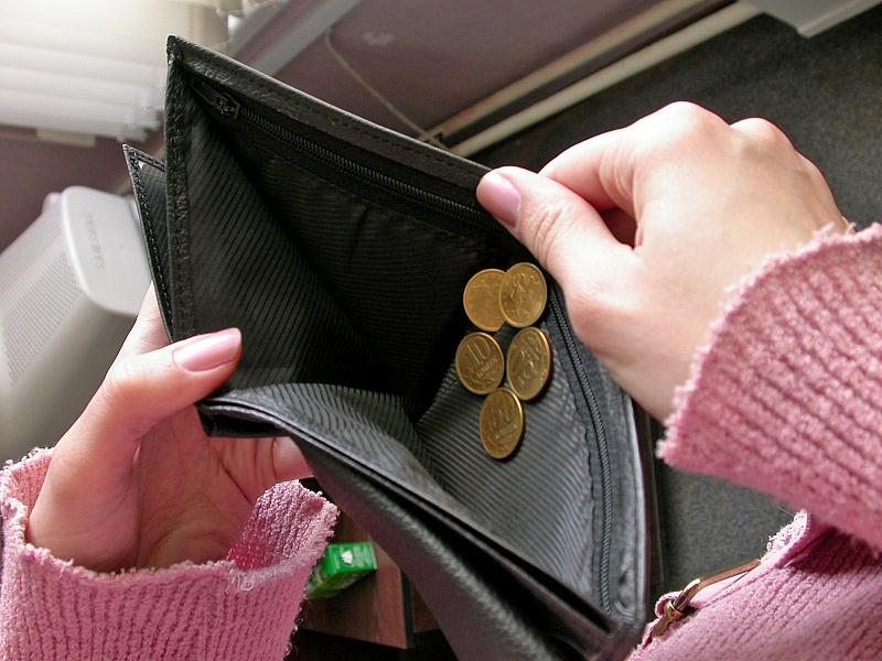 В этом году зарплаты повысили лишь 19 процентам опрошенных