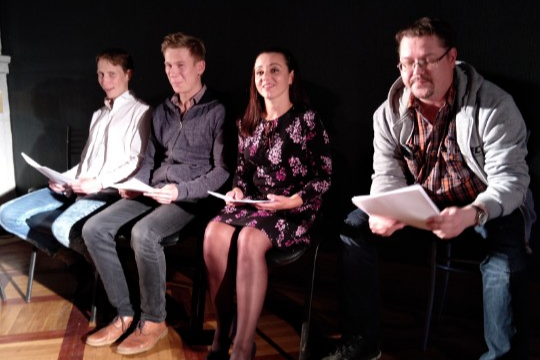 По местам Бродского: в Архангельске прочитали пьесы, написанные в деревне, куда был сослан поэт