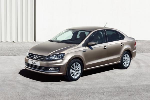 Volkswagen Polo — самый популярный немецкий автомобиль