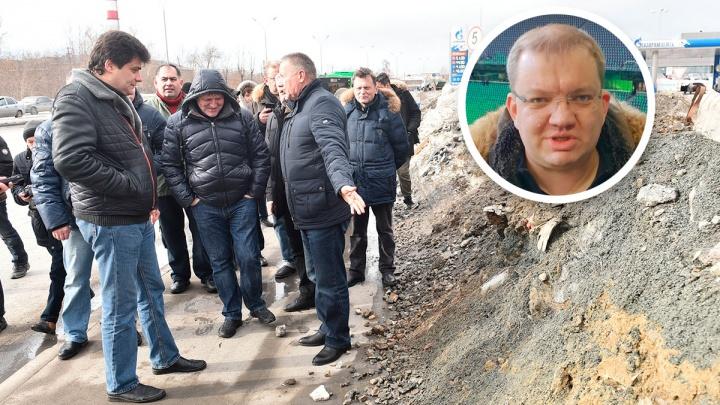 Как будто в первый раз увидели снег: Сергей Панин — о том, как Высокинский «закапывал» глав районов