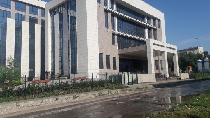 Областные власти перенесли дату открытия нового кардиоцентра в Самаре