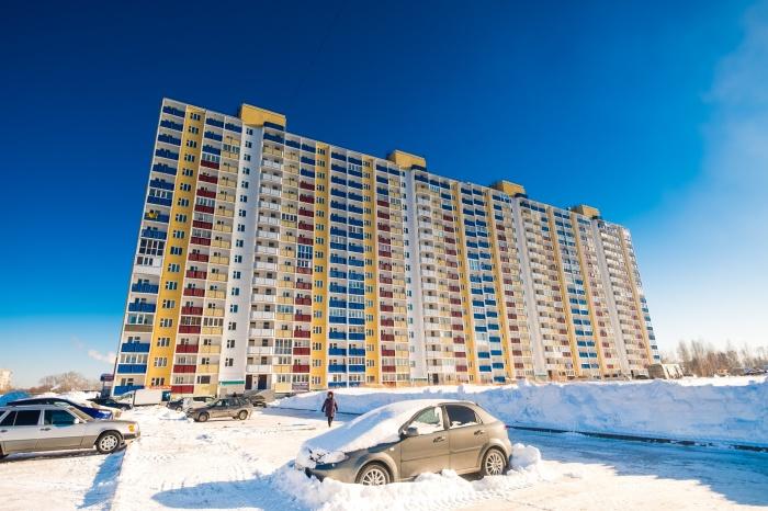 В новостройке на Твардовского выставлено на продажу почти 100 квартир
