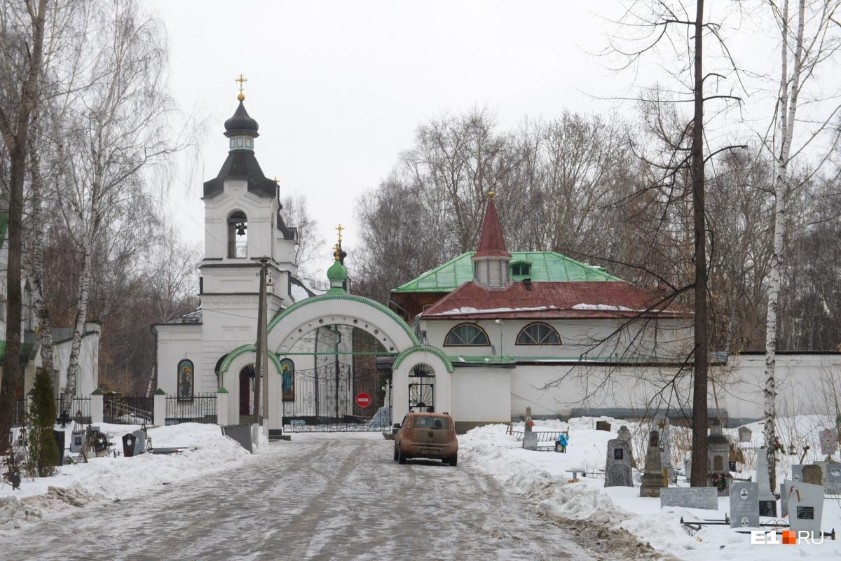 Церковь построили на средства местных купцов