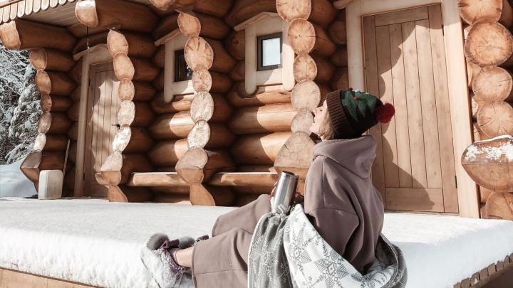 В Шерегеше открылся отель у подножия гор: номера стоят от 2500 рублей, а завтраки включены в стоимость