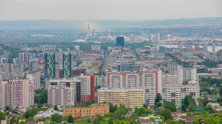 Ученые СФУ по пыли решили выявить главные предприятия-загрязнители в Красноярске