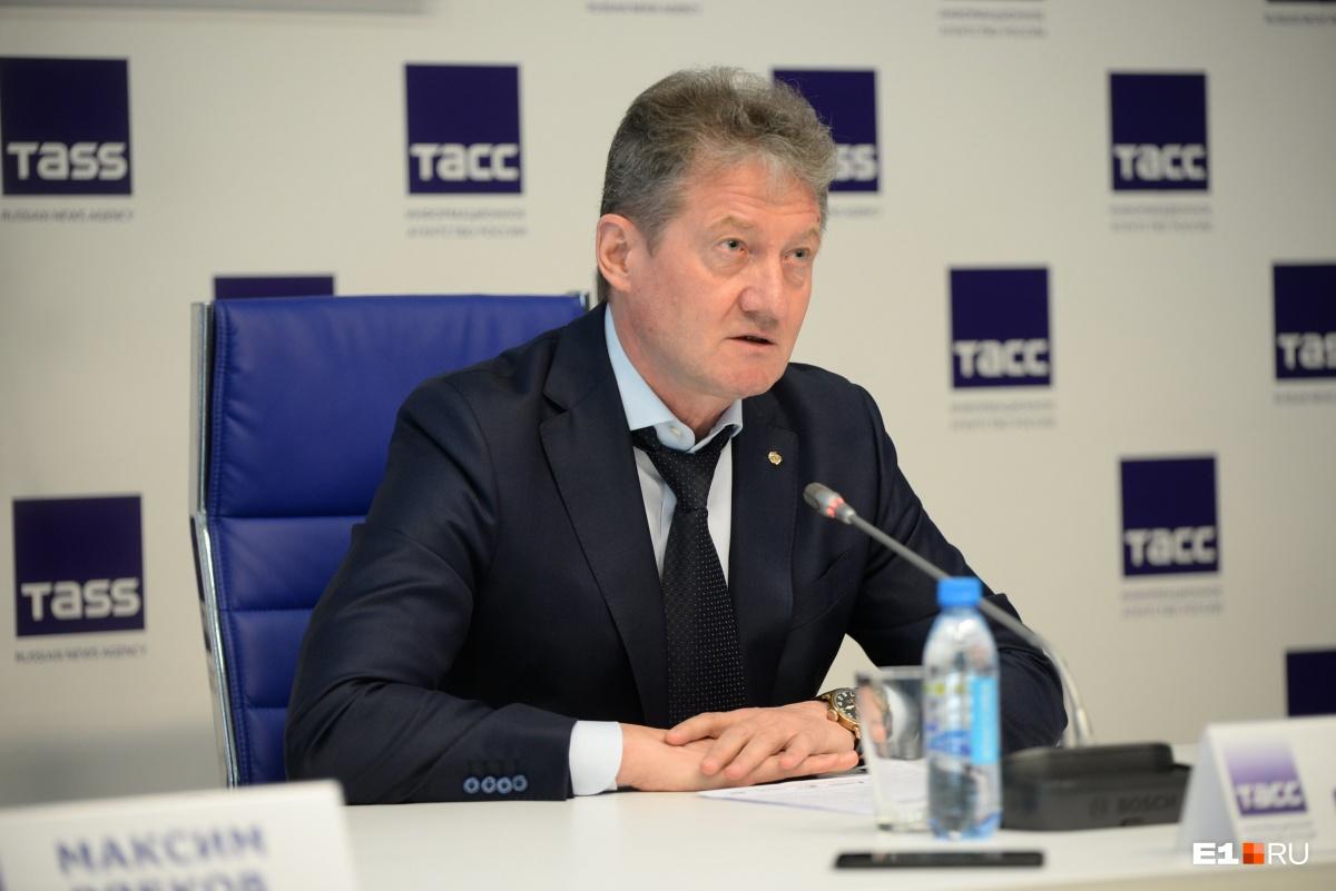Новый хоккейный дворец обойдется в 140 млн евро: Козицынподвел итоги сезона для «Автомобилиста»
