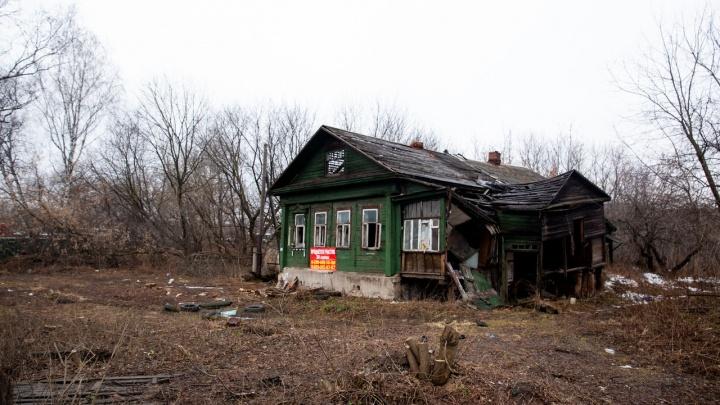 Разорённые «старички»: как частные дома умирают, освобождая элитные земли