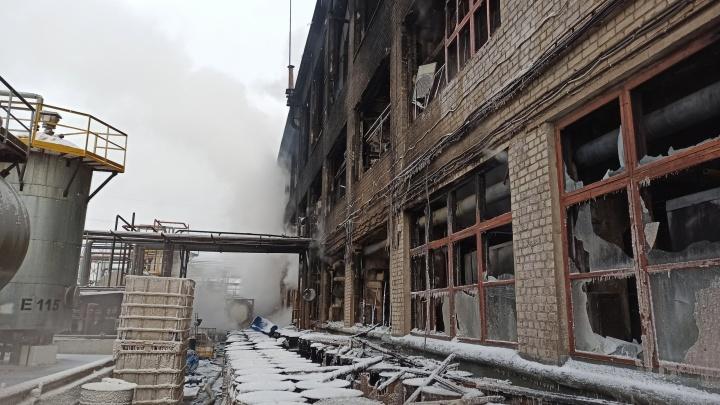 «Ущерб оценивают в огромные суммы»: как в Уфе сгорел нефтехимический завод