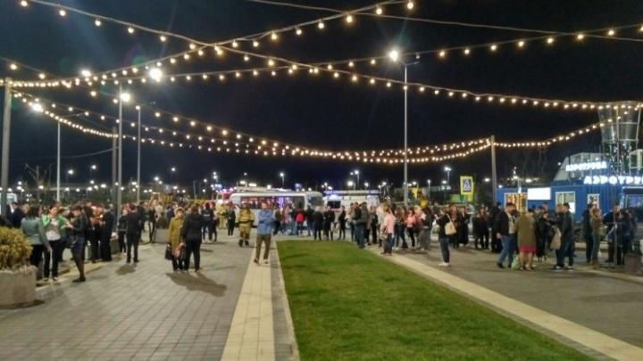 ТРЦ «Мега» в Ростове эвакуировали за 15 минут до закрытия