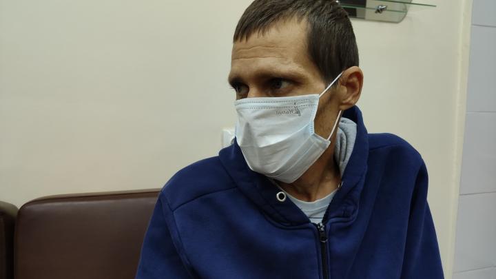 «Я лёг умирать»: прошедший Чечню 13 лет боролся с болезнью печени. Его жизнь спасла трансплантация