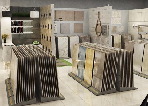 Вдохновение из Италии: керамическая плитка с оригинальной фактурой
