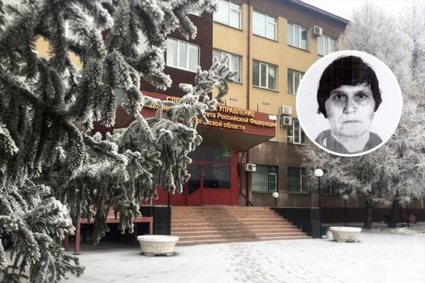 Нина Глущенко ушла из дома 11 ноября