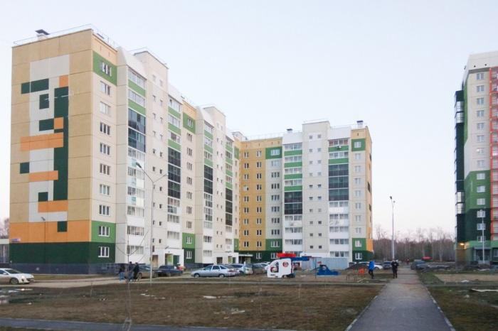 Жители против того, чтобы их микрорайон застраивали новыми домами