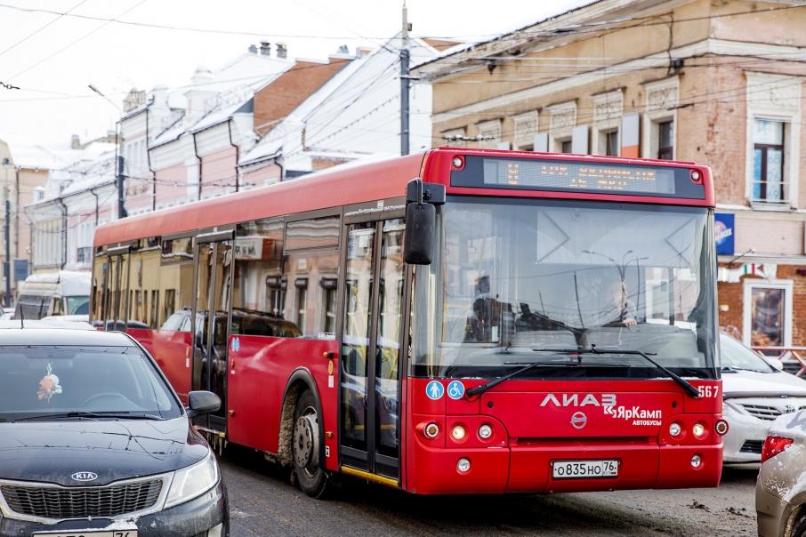 По изменённому маршруту 8-й автобус пустили ещё осенью прошлого года