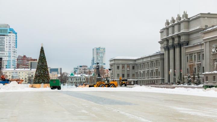 Из-за празднования Нового года в центре Самары перекроют несколько улиц