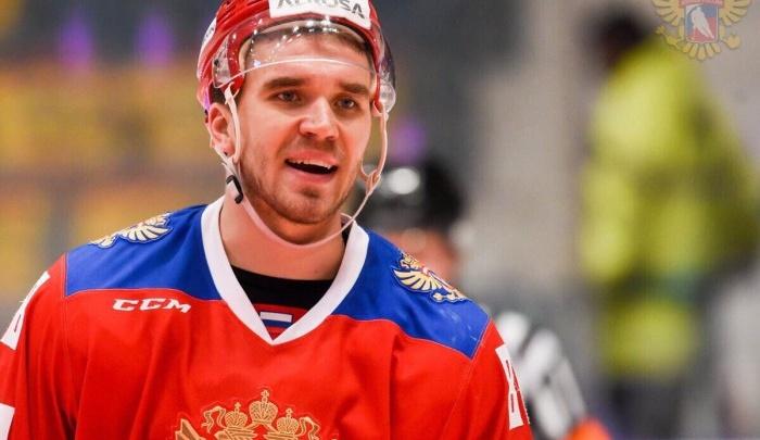 Капитан «Автомобилиста» Никита Трямкин вошёл в состав сборной России на ЧМ по хоккею