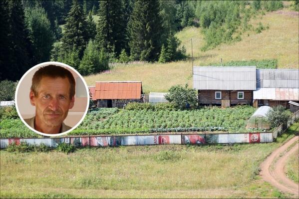 Полиция считает, что Владимира Новосёлова убил его сосед