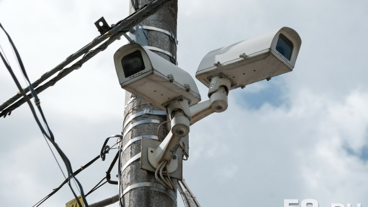 13 новых камер видеонаблюдения появятся на дорогах Прикамья. Где именно их установят?