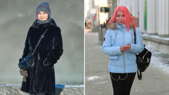 Пуховик против шубы: какую зимнюю одежду выбирают красотки из Екатеринбурга