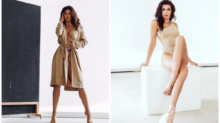 Две красотки из Екатеринбурга попали в топ-10 журнала Maxim: рассматриваем их фотографии