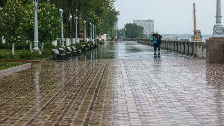 Меняем планы: к вечеру в субботу в Самарской области ухудшится погода