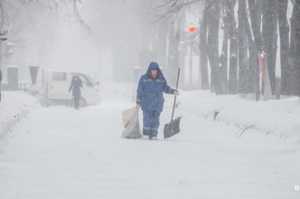 В апреле 2018 года снегопад был настолько обильным, что стал сильнейшим в Пермском крае в 21-м веке