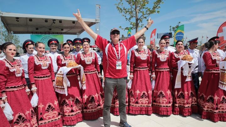 Швейцарских болельщиков, забронировавших по ошибке гостиницу, пригласят в Ростов Великий