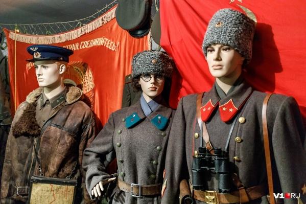 Попасть в уникальный музей Александра Егорова мечтают многие поклонники истории