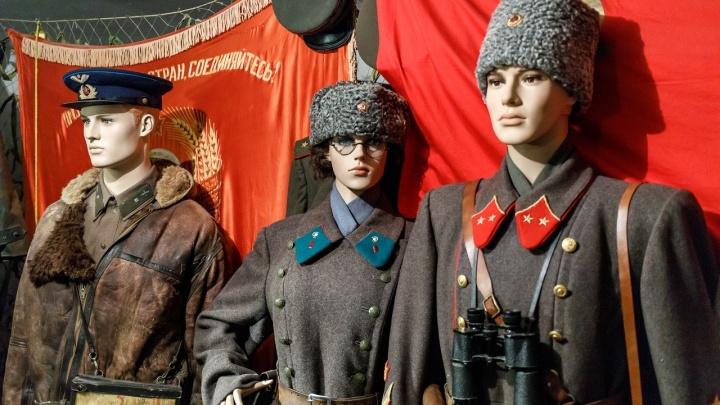 Волгоградский генерал милиции достанет уникальные экспонаты из открытого в подвале музея войны