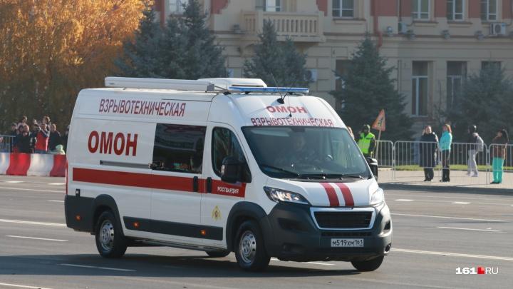 Полицейские задержали ростовского студента, сообщившего в соцсетях, что «колледж сделает бум»