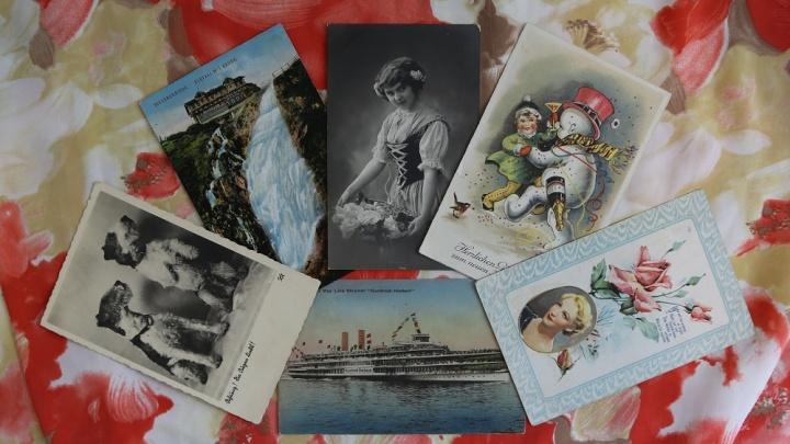 В Волгограде покажут 150 раритетных открыток
