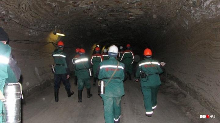 «Задымление в стволе»: из рудника «Уралкалия» в Березниках эвакуировали 200 человек