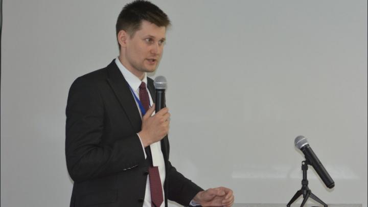 Уволенному руководителю областного минпромторга нашли замену