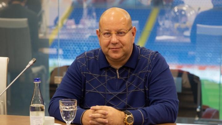 «Никто не уйдет»: президент ФК «Ростов» рассказал, будут ли продлевать контракт с Карпиным