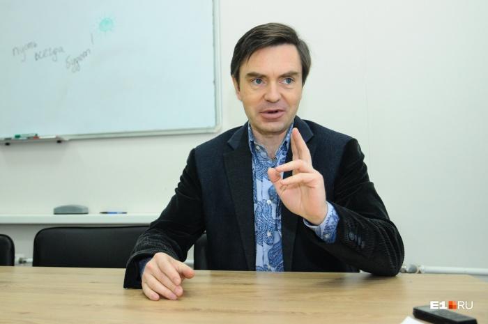 Александр Оглоблин решил развивать в Екатеринбурге сеть пекарен
