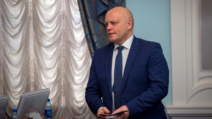 Виктор Назаров рассказал, чем занимался после ухода с поста губернатора Омской области