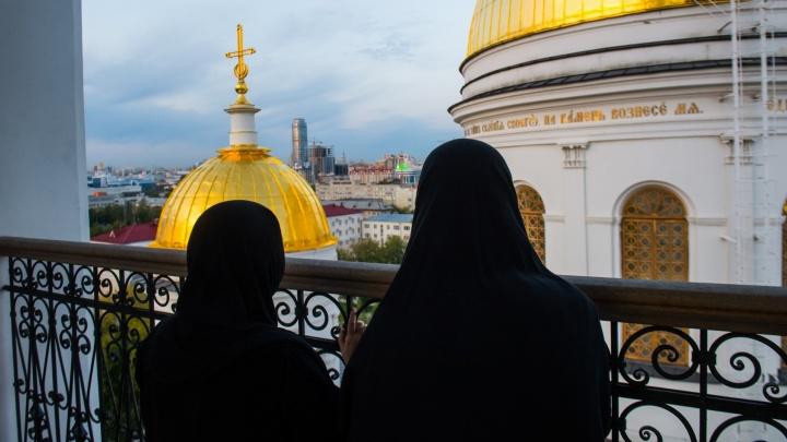 Вечерний звон: как выглядит Екатеринбург с колоколен церквей и соборов