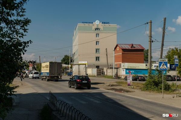 Транспорт по Трамвайной пустят в объезд через проспект Парковый