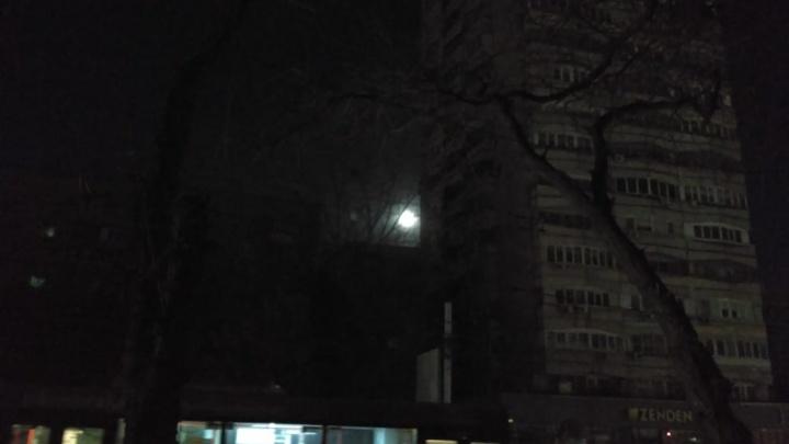 В темноте: район ЦГБ остался без электричества