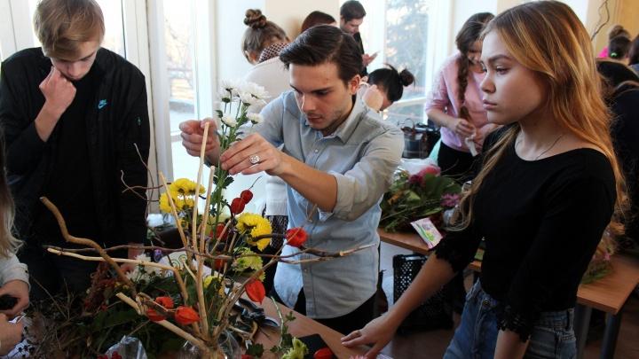 На бал за букетом: волгоградцев и волжан приглашают на праздник хризантем