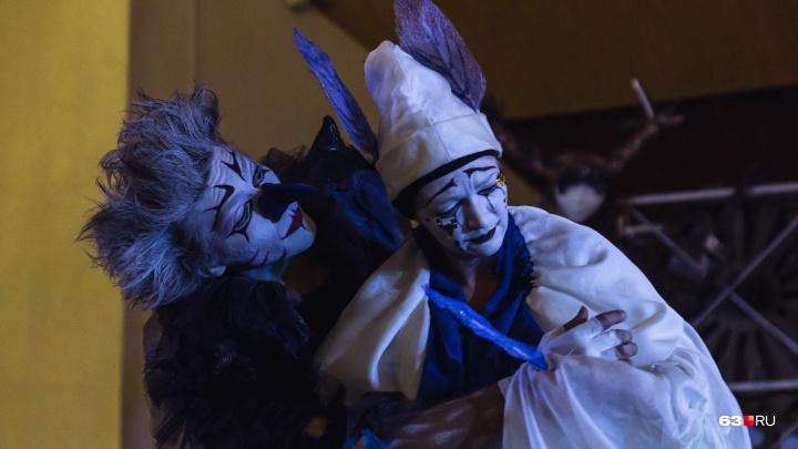 Мистика под покровом темноты: в Самаре стартовал фестиваль «Пластилиновый дождь»