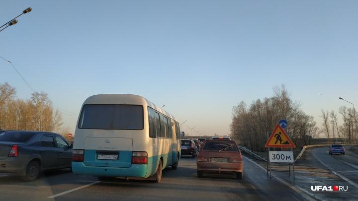 Тише едешь — дальше будешь: на трассе Уфа — аэропорт ввели ограничение скорости